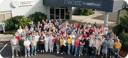 We are Cascade Dafo Inc.