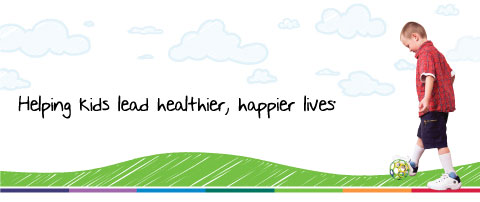 Helping kids lead healthier, happier lives